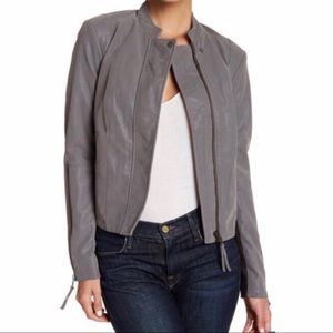 Free People Cool and Clean Moto Jacket